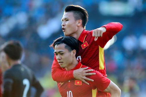 Quang Hải bình thản khi đối đầu các đồng đội ở U23 Việt Nam