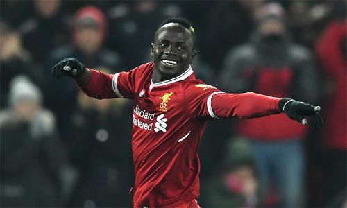 Ba bàn nã vào lưới Man City giúp Liverpool lập kỷ lục