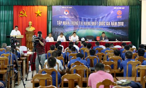 Trọng tài bóng đá Việt Nam qua đời ở tuổi 37