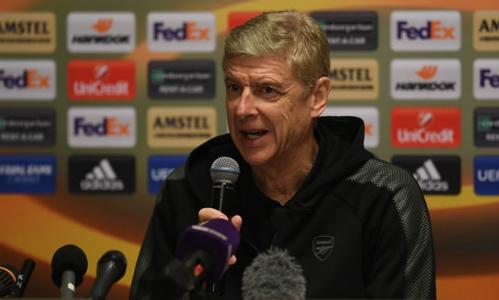 Wenger thận trọng nhưng không tin Arsenal bị loại theo cách Barca. Ảnh:Arsenal.