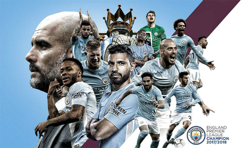 Man City san bằng kỷ lục vô địch sớm của Man Utd