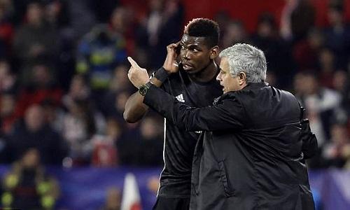 Mourinho sẵn sàng để Pogba ra đi - ảnh 1