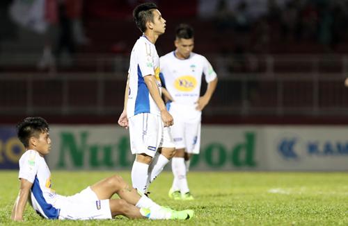 HAGL là một trường hợp đặc biệt, và mọi diễn biến xung quanh họ đều ảnh hưởng nhiều đến bóng đá Việt Nam. Ảnh: Đức Đồng.