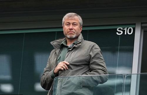 chủ tịch Abramovich - Chelsea