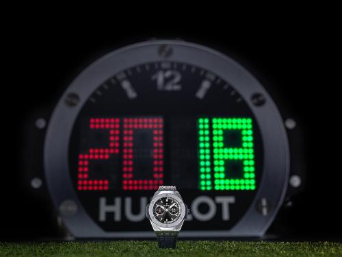 Hàng loạt trọng tài WorldCup 2018 mang đồng hồ thông minh Hublot ra sân - ảnh 3