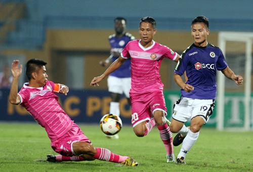 HLV Hà Nội: 'Quang Hải chưa chơi tốt như ở U23 Việt Nam vì áp lực'