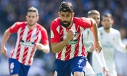Atletico mất Diego Costa khi đấu Arsenal