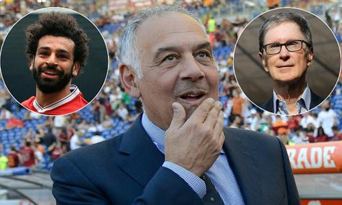 Ông chủ Liverpool từng nghĩ Salah là ''món hàng hớ'' - Thể Thao