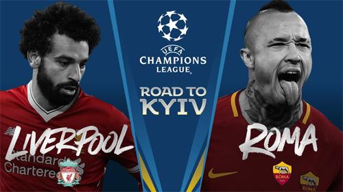 Liverpool vs AS Roma: Câu chuyện đẹp và nỗi buồn từ tiếng súng năm xưa