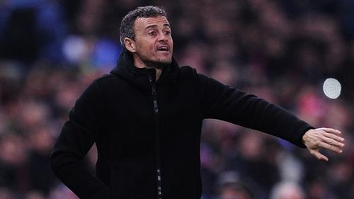 Enrique cũng là ứng viên sáng giá thay Wenger. Ảnh: Reuters.
