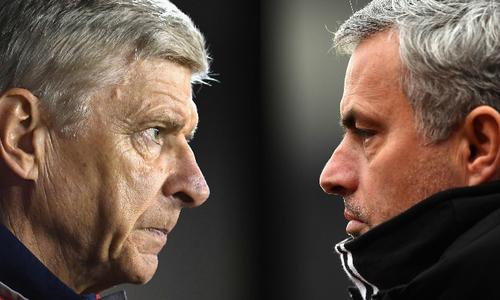 Mourinho - Wenger: Cuộc chiến chia tay