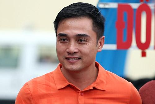 Ông Đức Thắng trở thành HLV thứ tư của Thanh Hoá trong vòng hai năm. Ảnh: Quang Minh