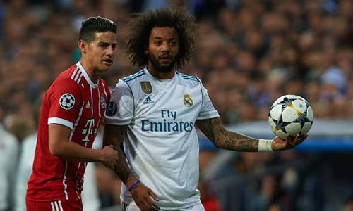 Marcelo thừa nhận bóng chạm tay trong trận gặp Bayern
