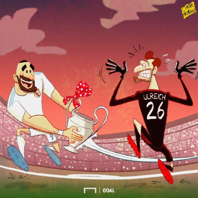 'Ronaldo mơ về cách mừng đoạt Cup ở chung kết Champions League'