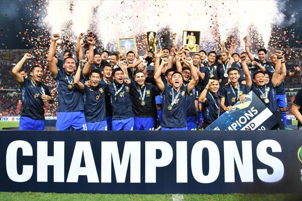 Thái Lan đang là đương kim vô địch, và là đội tuyển có thành tích tốt nhất ở AFF Cup.