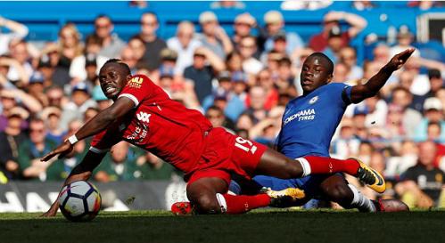 Chelsea đánh bại Liverpool, còn kém top 4 hai điểm