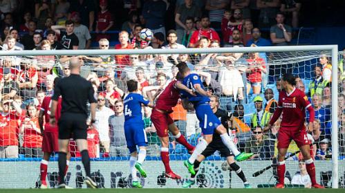 Kết quả Chelsea 1-0 Liverpool: Giroud tiếp tục là người hùng