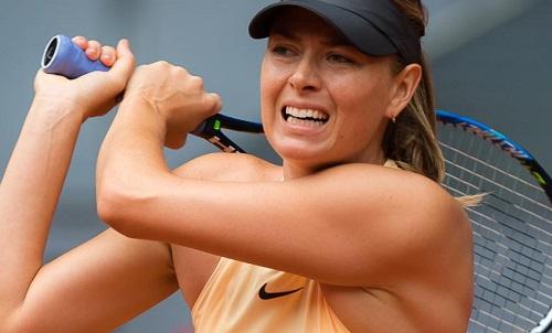 Sharapova thắng hai tay vợt người Romania liên tiếp. Ảnh: WTA.