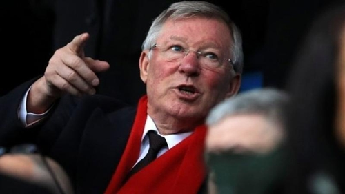 Sức khỏe của Alex Ferguson đã ổn định sau một tuần nhập viện. Ảnh: PA.