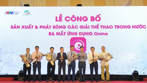 VTVcab sản xuất và phát sóng các giải thể thao chuyên nghiệp Việt Nam - ảnh 1