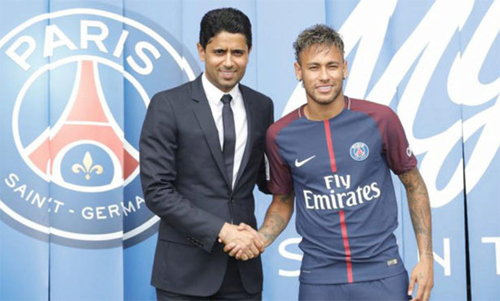 PSG: 'Cơ hội để Neymar ra đi là con số 0'