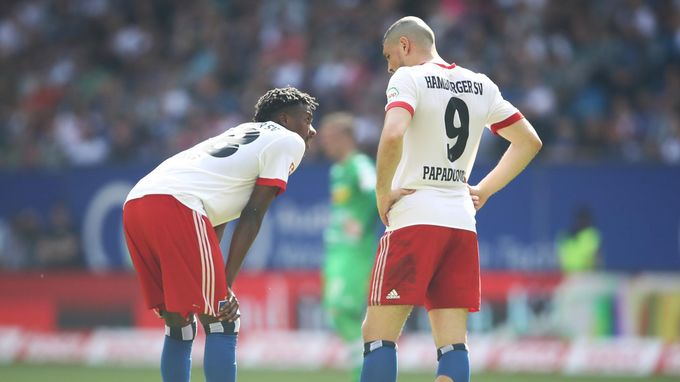 Hamburg lần đầu xuống hạng kể từ khi Bundesliga thành lập