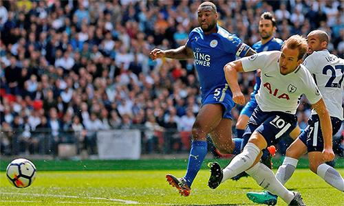 Với 30 bàn, chỉ kém Vua phá lưới Mo Salah hai bàn, Kane là chân sút người Anh hay nhất tại giải Ngoại hạng mùa này. Ảnh: BR.