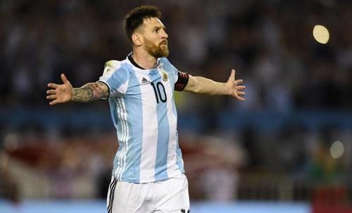 Messi khao khát vô địch World Cup 2018. Ảnh: AFP.