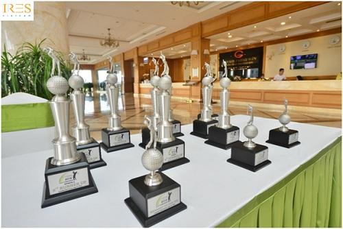 Kết thúc thời gian thi đấu, ban tổ chức đã tìm ra được những cá nhân có kỹ năng xuất sắc nhận Cup. Vmirai Golf Championship được tổ chức bởi Tập đoàn Fujiken và Công ty Cổ phần IRES Việt Nam. Sự kiện nhằm quảng bá cho dự án bất động sản Vmirai - biệt thự cao cấp Nhật Bản.