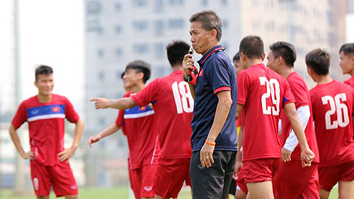 HLV Hoàng Anh Tuấn sẽ lần thứ hai dẫn dắt U19 Việt Nam dự giải vô địch châu lục lứa tuổi này.