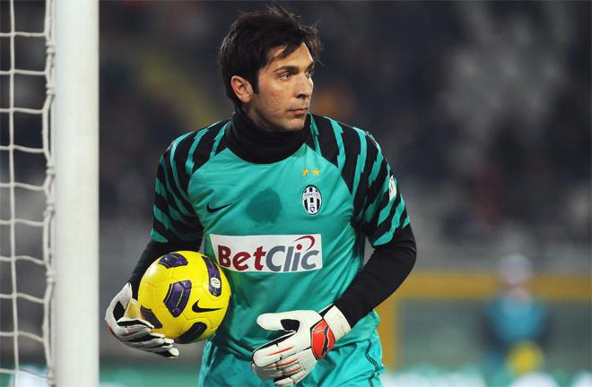 23 năm sự nghiệp của Gianluigi Buffon