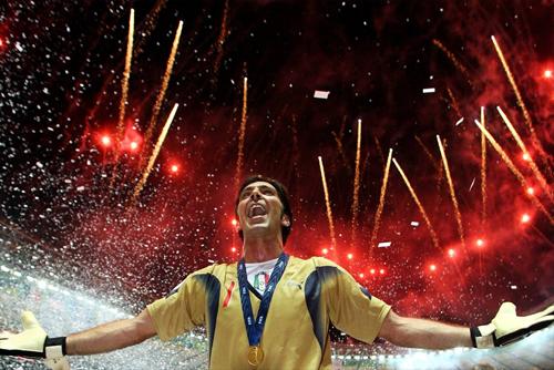 Buffon: Tôi là gã đàn ông đậm chất Italy - ảnh 3