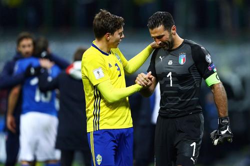 Buffon: Tôi là gã đàn ông đậm chất Italy - ảnh 4