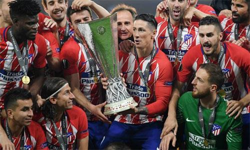 Atletico thua đội bét bảng Ngoại hạng Anh về tiền truyền hình - ảnh 1