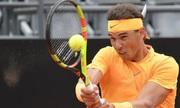 Nadal lần đầu thắng Shapovalov, vào tứ kết Rome Masters