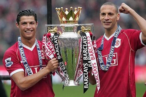 Ronaldo là cầu thủ Man Utd hay nhất trong lịch sử Ngoại hạng Anh