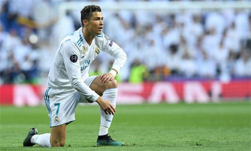 Ronaldo và Realđánh đổi La Liga để tập trung cho Champions League. Ảnh: Reuters