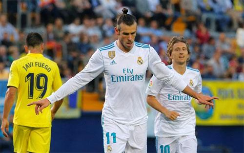 Các cầu thủ áo trắng đều đạt phong độ cao trước chung kết Champions League.