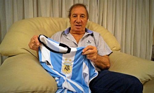 Bilardo giúp Argentina vô địch World Cup lần gần nhất vào năm 1986. Ảnh: Marca.