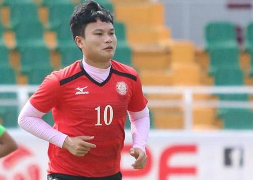 Phi Sơn khẳng định trọng tài sai hoàn toàn khi không công nhận bàn thắng và truất quyền thi đấu với anh.