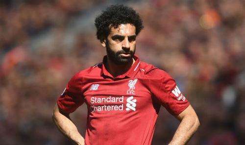 Salah sẵn sàng cho trận chung kết Champions League. Ảnh: Reuters.