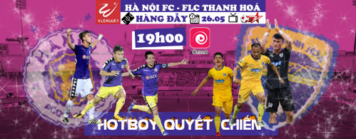 Trận đấu được phát sóng trực tiếplúc 19h trên Bóng đá TV và mục sự kiện trực tiếp của ứng dụng Onme.