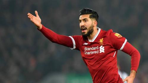 Emre Can sẽ gia tăng sự chắc chắn cho đội hình của Liverpool. Ảnh: AFP.