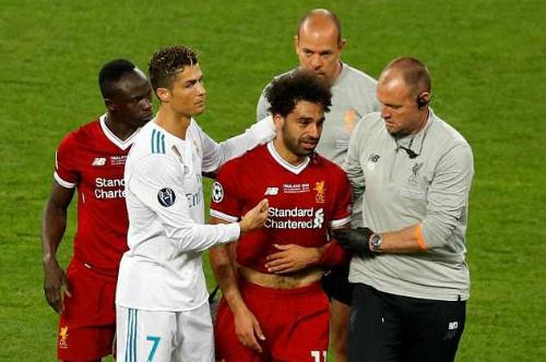 Salah sẽ vắng mặt ở World Cup 2018 không?