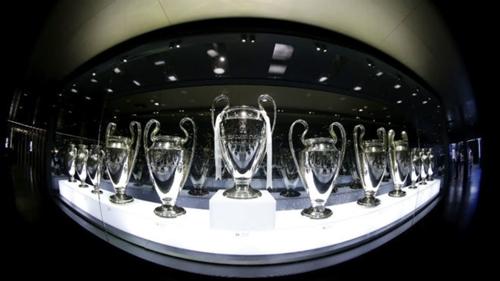 Real là CLB thành công nhất tại Champions League, với 13 lần vô địch. Ảnh: Reuters.