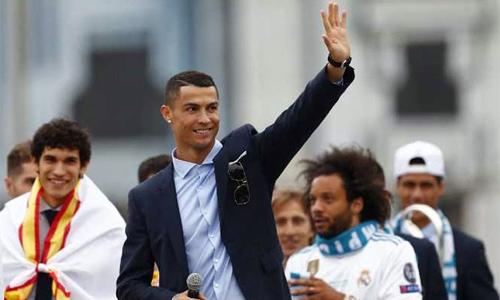 Chủ tịch La Liga: 'Tôi không lo nếu Ronaldo ra đi bây giờ'