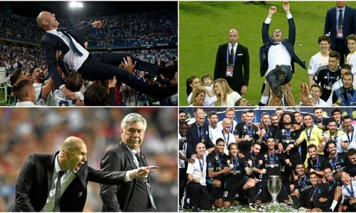 15 khoảnh khắc đáng nhớ của Zidane tại Real
