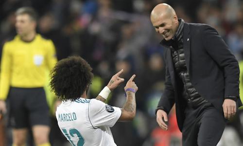 10 trận đấu xác lập vị thế của Zidane ở Real