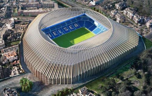 Abramovich không được nhập cảnh, Chelsea hoãn xây sân mới - ảnh 2