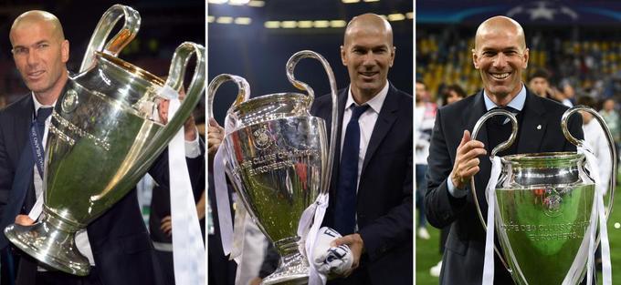 Sáu món quà Zidane tặng cho HLV kế nhiệm ở Real Madrid